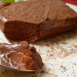 dolce al cioccolato, dolci al cucchiaio, cioccolato, torta al cioccolato
